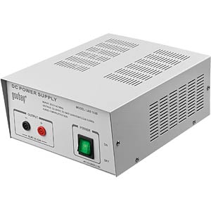 Stabilised professional power supply unit, 13.8 V, 20 - 22 A GOOBAY 20367