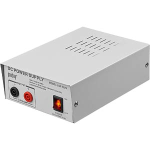 Stabilised professional power supply unit, 13.8 V, 3 - 5 A GOOBAY 20362