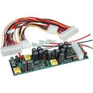 ITX Kfz-Converter Board DC-DC 6V-24V (M2-ATX) FREI 41168