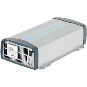 Wechselrichter, Sinus, 1800 W, Schutzkontakt WAECO 9600000008