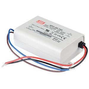 Power supply 15-50 V, 700 mA MEANWELL APC-35-700