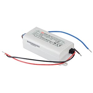 Power supply 12 V, 1.25 A MEANWELL APV-16-12
