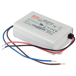 Power supply 24 V, 1.05 A MEANWELL APV-25-24