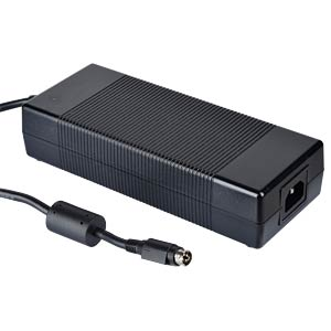 Desktop power supply, 220 W 24 V/9.2 A MEANWELL GS220A24-R7B