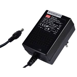 Plug-in power supply 36W, 48 V / 0,75 A MEANWELL GST36E48-P1J