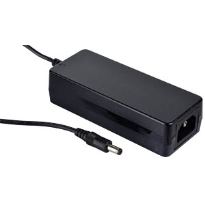 Desktop power supply, 25 W, 5 V / 5 A MEANWELL GST40A05-P1J