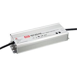 LED-Trafo, 320 W 54 V, 5,95 A MEANWELL HEP-320-54A