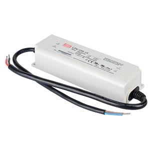 LED-Trafo, 120 W, 15 V DC, 8000 mA MEANWELL LPV-150-15