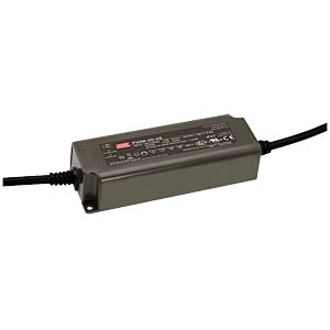 LED-Switching Power Supplies, PWM-40, 12 VDC, 3,3 A MEANWELL PWM-40-12
