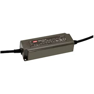 LED-Switching Power Supplies, PWM-60, 24 VDC, 2,5 A MEANWELL PWM-60-24