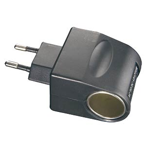 Power supply unit 12 V, 0.5 A with cigarette lighter socket FREI