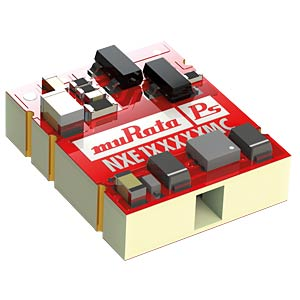 DC/DC-Wandler NXE1, 1 W, 5 V, 200 mA, Low Profile MURATA POWER SOLUTIONS NXE1S0305MC-R7