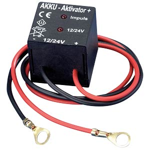Batterij-activator 12/24V IVT GMBH 900006