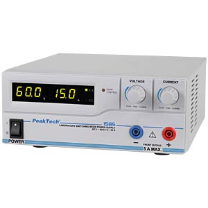 High Power-Laoratory Switching Mode Power Supply PEAKTECH P 1585