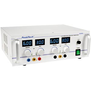 AC/DC power supply unit for current and voltage PEAKTECH P 5995