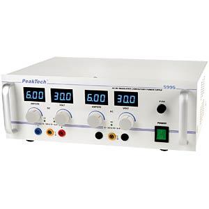 AC/DC Netzgerät für Strom und Spannung PEAKTECH P 5995