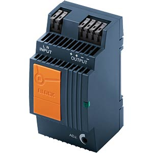 Switching power supply, single-phase, 12 V/4 A BLOCK TRANSFORMATOREN PEL 230/12-4
