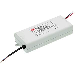 LED switching power supply, 40 W, 17 - 29 V/1400 mA MEANWELL PLD-40-1400B