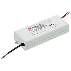 LED switching power supply, 60 W, 18 - 30 V/2000 mA MEANWELL PLD-60-2000B
