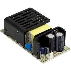 LED switching power supply, 60 W, 24 V/2.5 A MEANWELL PLP-60-24