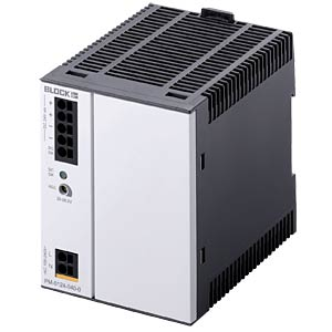 Primary switching power supply, PM-1AC, 12 V DC, 7 A BLOCK TRANSFORMATOREN PM-0112-070-0