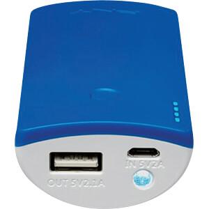 Powerbank, Li-Ion, 5200 mAh, USB PNY