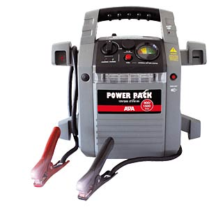 Power pack, 12/24 volt, with 900/1500-A jump start FREI