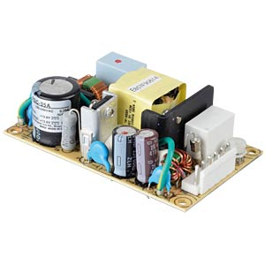 Power supply with UPS 27.6 V B MEANWELL PSC-35B