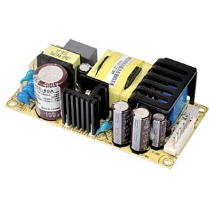Power supply with UPS 13.8 V 2,8 A MEANWELL PSC-60A