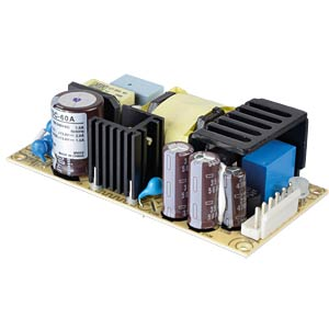 Power supply with UPS 27.6 V B MEANWELL PSC-60B