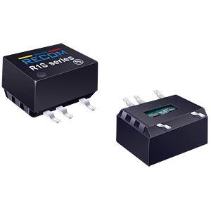 DC/DC-Converter, 5 V, 200 mA, Single SMD RECOM 10014271