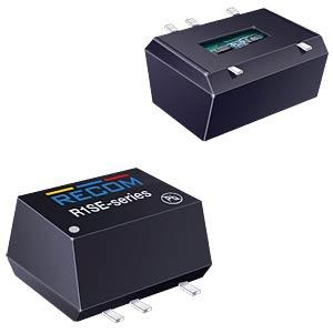 DC/DC-Wandler R1SE, 1 W, 5 V, 200 mA, SMD, Single RECOM 10016298