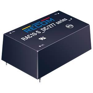 AC/DC-Converter, 5 V, 2000 mA RECOM 20000926