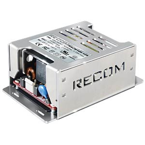AC/DC-Netzteil, 48 V, 2,09 A RECOM 21000201