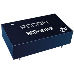 LED-Treiber, 2 - 35 V, 0 - 350 A, Single RECOM 81000013