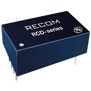 LED-Treiber, 2 - 56 V, 0 - 350 mA, Single RECOM 80099219