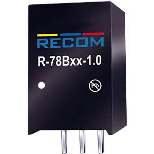 DC/DC, 6,5 V, 1A, Single RECOM 80099163