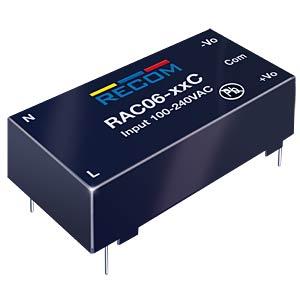 AC/DC-Wandler, 80 - 264 V AC, 12 V DC, Modul RECOM 20000801