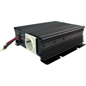 Wechselrichter, Sinus 600 W, 24 V, Schutzkontakt RND POWER RND 320-00006