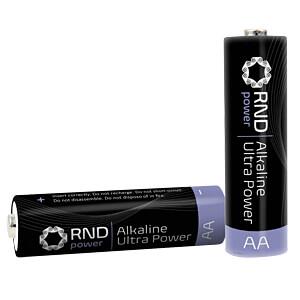 Alkaline Batterie, AA (Mignon), 48er-Pack RND POWER HQLR06/48BOX