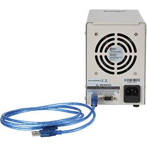 Labornetzgerät, 0 - 30 V, 0 - 5 A, stabilisiert, programmierbar RND LAB RND 320-KD3005P