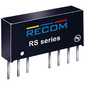 DC/DC-Wandler, 3,3 V, 500 mA, Single RECOM 10002797
