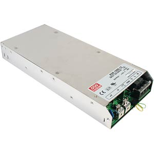 Switching power supply, PFC, 1008 W, 48 V/21 A MEANWELL RSP-1000-48