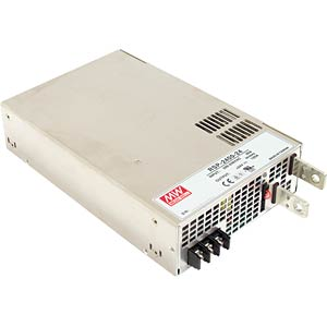 Switching power supply, PFC, 2000 W, 12 V/168 A MEANWELL RSP-2400-12