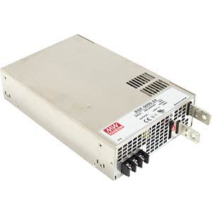 Switching power supply, PFC, 3000 W, 48 V/62.5 A MEANWELL RSP-3000-48