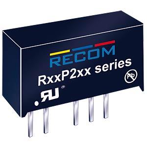 DC/DC-Wandler, ±12 V, 200 mA, 2 W, Dual RECOM 10003989