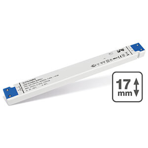 LED-Trafo, 75 W, 12 V DC, 6250 mA, Super Thin SELF SLT75-12VFG