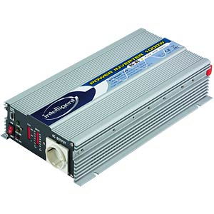 Convertisseur sinusoïdal 1000 W, 12 V LINKCHAMP SN-1000