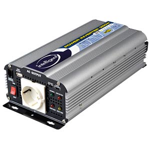 sine wave inverter 350 W, 12 V, USB LINKCHAMP SN-350USB