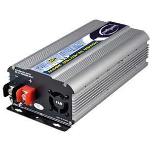 Wechselrichter, Sinus, 350 W, Schutzkontakt LINKCHAMP SN-350USB